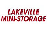 LAKEVILLE MINI-STORAGE logo