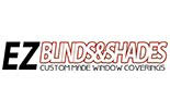 EZ BLINDS & SHADES logo