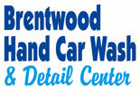 BRENTWOOD HAND CAR WASH logo