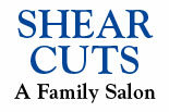 SHEAR CUTS logo