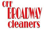 Off Broadway Cleaners logo
