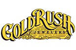 GOLD RUSH JEWELERS logo