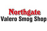 NORTHGATE VALERO SMOG SHOP logo