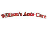 WILLIAMS AUTO CARE logo