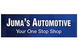 JUMAS AUTOMOTIVE logo