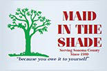 Maid In The Shade logo