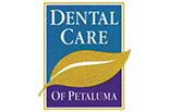 DENTAL CARE OF PETALUMA logo