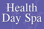 Health Day Spa logo