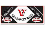 Vallejo Car Wash logo