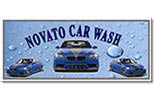 Novato Car Wash & Detail Center logo