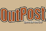 Outpost Sports Bar & Grill logo