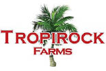 TropiRock Farms logo