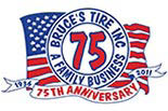 Bruce's Tire Inc logo