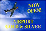 Air Port Gold And Silver logo