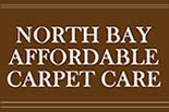 North Bay Affordable Carpet Care logo