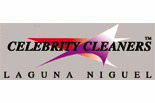 Celebrity Cleaners Dry Cleaning Coupons logo