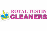 Royal Tustin Cleaners logo