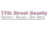 17th St. Beauty Supply & Salon logo