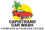Capistrano Car Wash logo