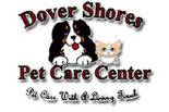Dover Shores Pet Care logo