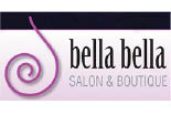 BELLA BELLA SALON logo