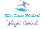 SLIM DOWN MEDICAL WEIGHT CONTROL logo