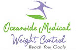 OCEANSIDE MEDICAL WEIGHT CONTROL logo