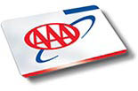 AAA Car Care Center logo