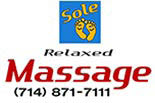 Sole Relaxed Massage logo