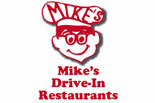 Mike's Drive In Restaurants logo