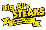 Big Al's Cheese Steaks logo