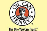 OIL CAN HENRY'S logo