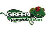 GREEN CARPET CLEAN logo