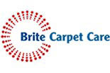 BRITE CARPET CARE logo