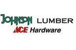Johnson Lumber Ace Hardware logo
