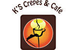 K's Crepes & Cafe logo