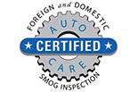 Certified Auto Care logo