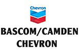 BASCOM AND CAMDEN CHEVRON logo