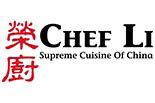 Chef Li Chinese logo
