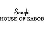 Saaghi House of Kabob logo