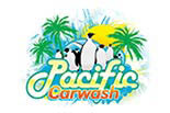 PACIFIC CAR WASH logo