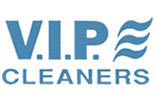 Vip Cleaners logo