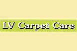 LV Carpet Care logo
