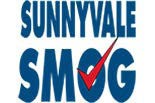 Sunnyvale Smog Star Certified Test Only logo