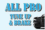 All Pro Tune Up & Brakes logo