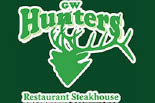 GW Hunters Restaurant Steak House logo