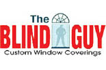 The Blind Guy - Custom Window Coverings logo