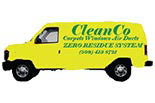 Cleanco Carpet, Window & Air Duct Cleaning logo