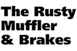 The Rusty Muffler logo