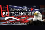 America's Best Choice Windows logo